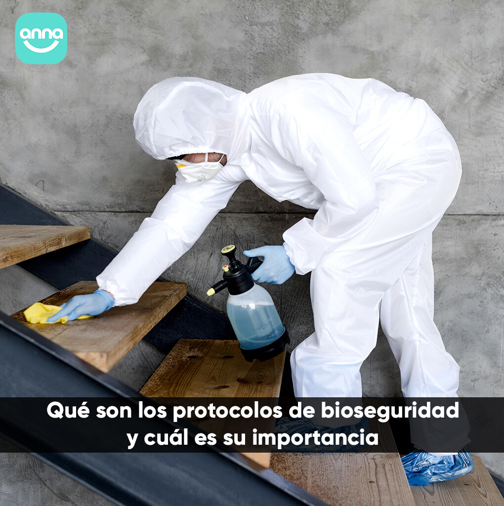 Protocólos de bioseguridad