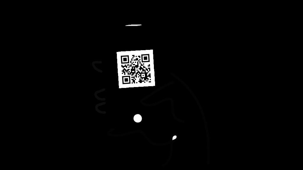 Icono escaneo de codigo QR