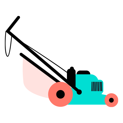 maquina podadora de jardinería